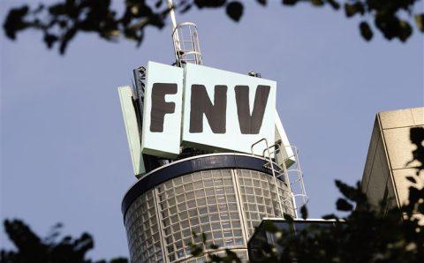 FNV, kantoor, vakbond
