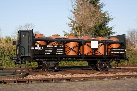 Historische vatenwagen