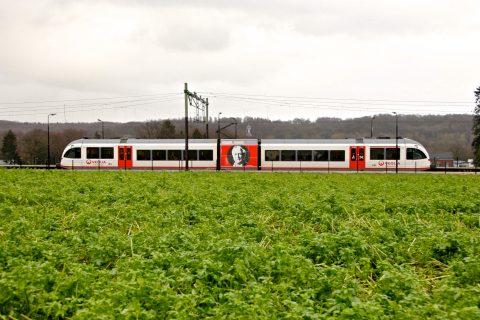 Veolia, trein