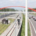 Spoorlijn Diabolo Brussel