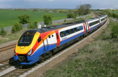 East Midlands Trains, trein
