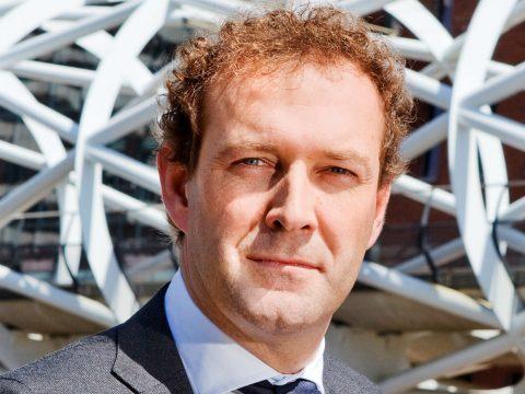Frank Hagemeier, Siemens, directeur Rail Systems, Mobility and Logistics