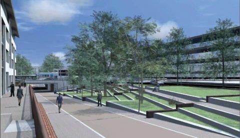 Spoorproject, Oldenzaal, Strukton, Reef Infra