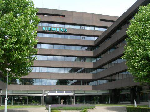 Siemens, hoofdkantoor, Den Haag