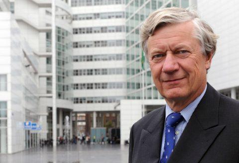 Johan ter Poorten, secretaris, KNV