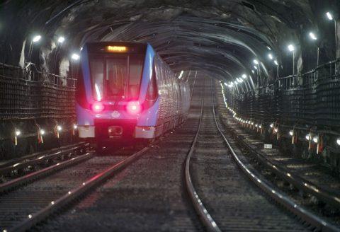 Metro Stockholm Tunnelbanan (foto: Ryno Quantz)