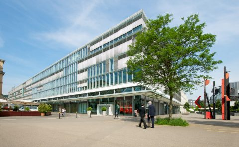 ABB Group hoofdkantoor, Zwitserland