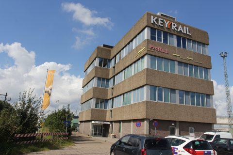 Keyrail, Rotterdam