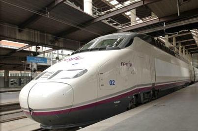 Renfe, spoorwegmaatschappij, Spanje