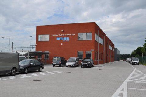 Logistiek Centrum Infrastructuur, Infrabel, Kortrijk