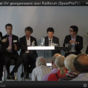 Verkiezingsdebat OV, Railforum