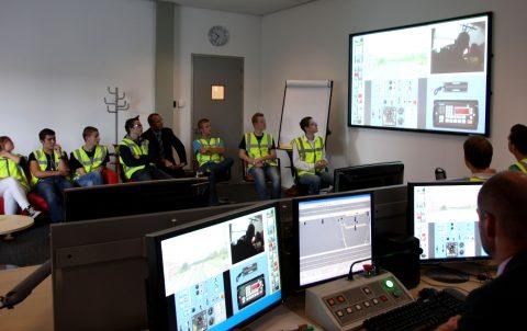Simulatorcentrum, NS, Amersfoort