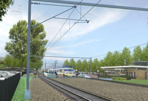 Station, Wijchen, ontwerp, Movares