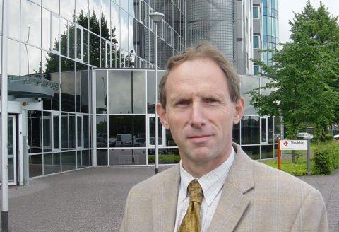 Diederik Schoonebaum, directeur, Strukton Rail