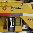 Strukton Rail, werktrein, logo
