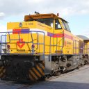 Strukton Rail, werktrein
