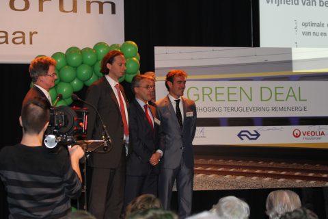 Green Deal, Manu Lageirse, Jeroen Fukken, Michiel van Roozendaal