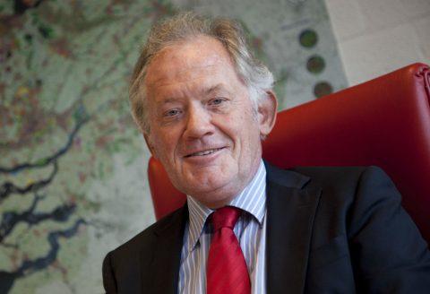 Klaas Strijbis, commercieel directeur, Movares