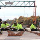 Studenten, minor Railtechniek, foto: Jeroen Gutte