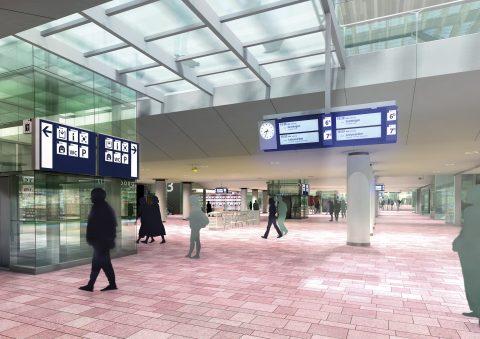 Reizigerspassage, Rotterdam Centraal