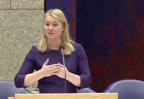 minister Schultz van Haegen, Tweede Kamer
