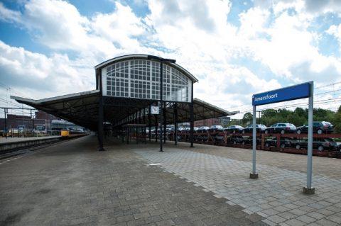 Amersfoort, station, foto: Jos van Zetten