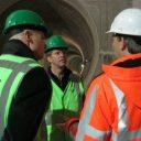 Minister Shaun Donavan, Noord/Zuidlijn, metrolijn