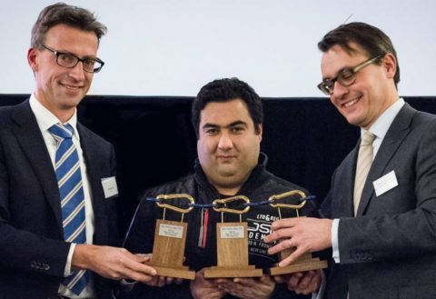 award, Nedtrain, Hago Railservices, FNV