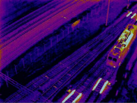 infrarood, camera