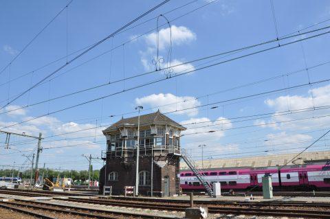 Monumentale, seinhuis, Roosendaal