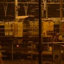 botsing, locomotieven, Waalhaven, Rotterdam