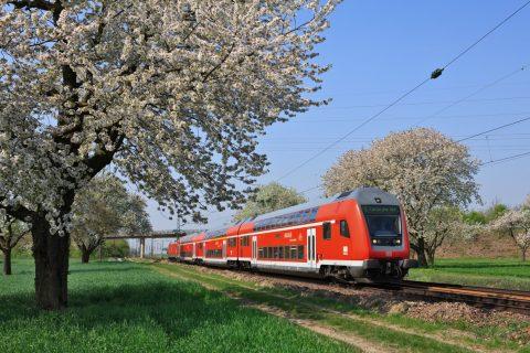 Deutsche Bahn, trein