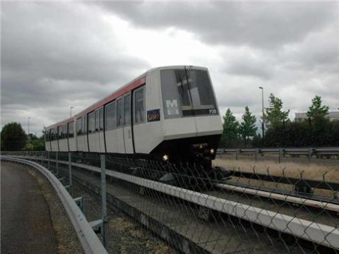 VAL206, metro, Toulouse