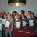 studenten, minor Railtechniek, Hogeschool Utrecht