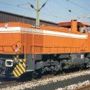 G1206, Vossloh, locomotieven