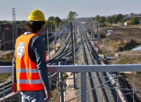 CLF, spoorbouwer, Italië