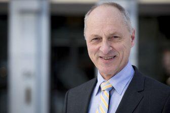 Ad Toet, directeur, KNV Spoorgoederenvervoer