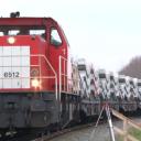 DB Schenker, trein, tunneldelen