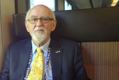 Hans Rat, voormalig secretaris-generaal, UITP