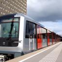 Metro, metropolis, Alstom, GVB