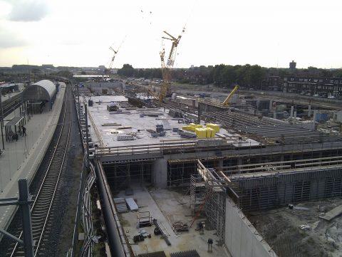 Breda, centraal station