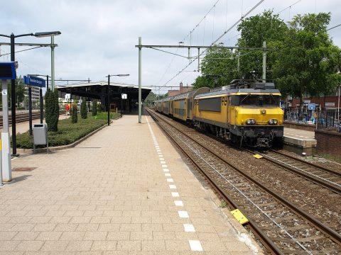 Station, Naarden-Bussum