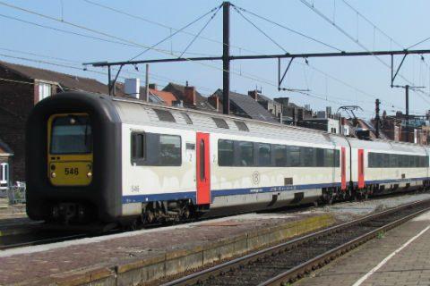 NMBS, trein