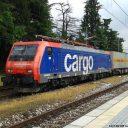 SBB Cargo, spoorgoederenvervoerder