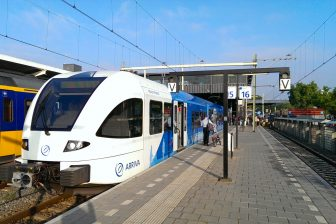 Arriva, station Zwolle