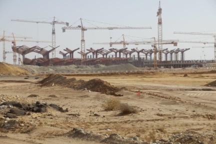 King Abdullah Economic City Station