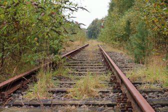IJzeren Rijn, spoorlijn,
