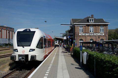 Arriva, station, Winterswijk