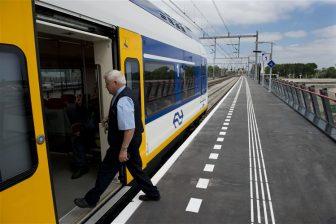 Conducteur, NS, trein