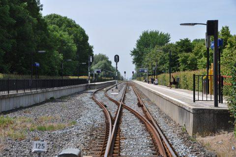 Station, Bad Nieuweschans
